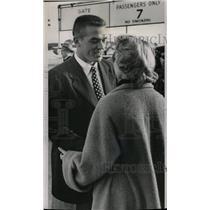 1952 Press Photo Don Branby Colorado University America - RRW73411