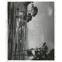 1957 Press Photo Golf Course Carmel Bay California - RRX93873