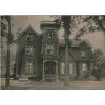 1912 Press Photo Residence of James S. Sherman Vice President US - RSC86337