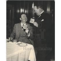 1932 Press Photo Paul Samuel Whiteman American bandleader orchestral director