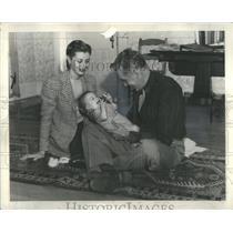 1943 Press Photo Carleton Kent Sun Times Reporter - RSC33801