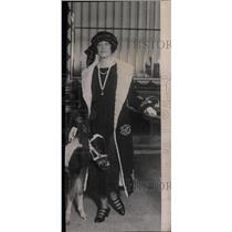 1921 Press Photo Mrs William Randolph Hearst - RRW79059
