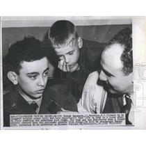 1937 Press Photo George Raymundo Civil War Soldier Army - RRV18133