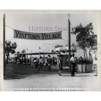1964 Press Photo Universal Studio Visitor Village - RRW68865