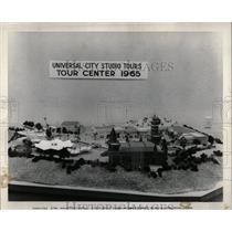 1965 Press Photo Universal City Studio Tour Center - RRW68863