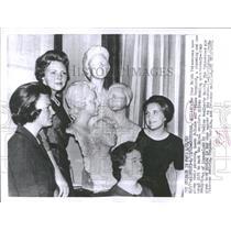 1962 Press Photo Holland Dutch Princesses Juliana