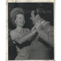 1941 Press Photo Ann Sheridan American Film Actress. - RSC31541