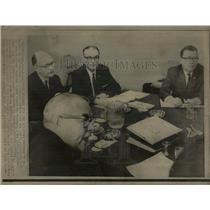 1967 Press Photo Big Ten Illinois university appeals - RRW05289