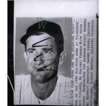 1955 Press Photo Mickey Vernon - RRX39265