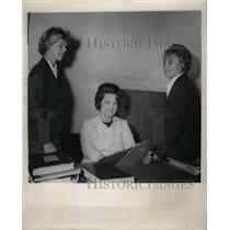 1967 Press Photo Sarasota-Manatee Stewardess Alumnae