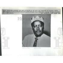 1964 Press Photo Oginga Okinga Vice President Of Kenya - RSC76627