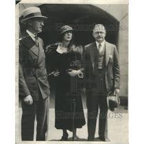 1932 Press Photo Mrs. Edward P. McLean American Publisher's Wife - RSC70847