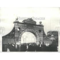 1927 Press Photo Folsom State Prison California Riots - RSC86687