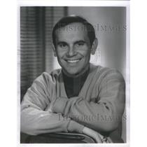 "1970 Press Photo Actor Ronnie Schell Star Of CBS Television ""Good Morning World"""