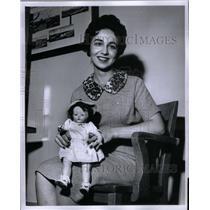 1960 Press Photo Goodfellows/Doll/Michigan - RRX59235