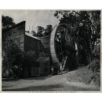 1953 Press Photo Redwood Empire Napa Bale Mill Helena - RRX61547