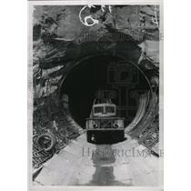 1959 Press Photo Navajo Dam Nearing Completion - RRX70763