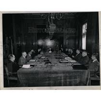 Press Photo World Court United Nations 17 Century Lutch - RRW67275