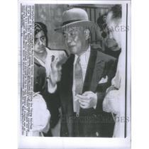 1955 Press Photo Mexico Tau Mow Chinese General Chiang Kai Sheik Government