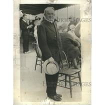 1933 Press Photo Rev. Charles L. O'Donnell President University of Notre Dame
