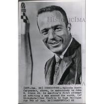 1962 Press Photo Malcolm Scott Carpenter - RRW99565