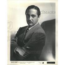 1941 Press Photo Sheldon Leonard American film television producer director