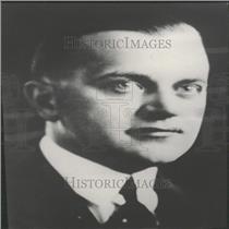 1929 Press Photo Lawrence Fisher Cadillac Motor Company