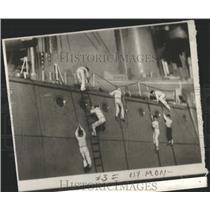 1939 Press Photo Britain's Royal Oak Plays in Torpedoed