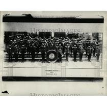 1921 Press Photo Buffalo New York Army
