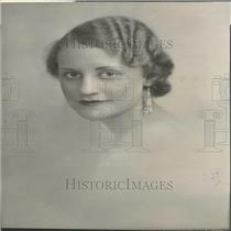 1933 Press Photo Ann Morrison American Actress.