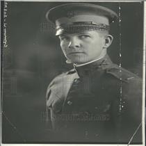 1918 Press Photo Lieutenant Edward Knowles Attorney