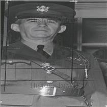 1939 Press Photo General Walter Krueger U.S. Army