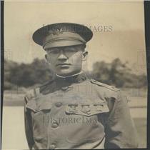 1917 Press Photo Lieut Charles Kunsemiller First Lieut - RRY29239