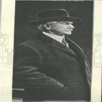 1918 Press Photo Major General William C. Gorgas