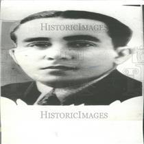 1933 Press Photo Miguel Mariano Gomez Commander