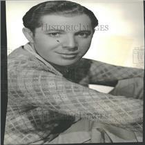 1937 Press Photo Charles Gorin Broadway Melody 1938