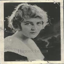 1932 Press Photo Violet Hemming/Actress