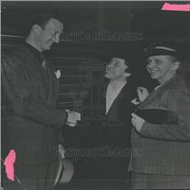 1937 Press Photo Central City Theatre Producers Meeting