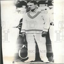1928 Press Photo Glen Latt, Tennis, Chicago - RRY28597