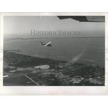 1970 Press Photo Dolpin Aviation Sarasota-Bradenton