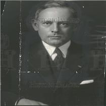 1929 Press Photo Ernest J.Jahncke, Sec. of the Navy.
