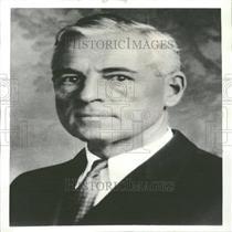1938 Press Photo Rear Admiral David Lebreton