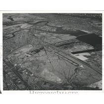 1963 Press Photo Nework Airport - RRY34231