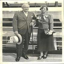 1933 Press Photo Henry Rogers Standard Oil