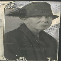 1926 Press Photo Miss Ann Evans Of Denver