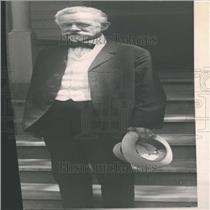 1920 Press Photo Senator Henry Cabot Lodge