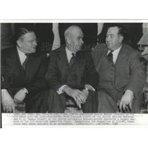 1942 Press Photo C10 Executive Committee