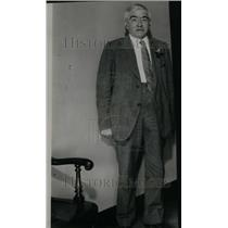 1932 Press Photo Judge Kelly Searl