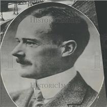 1923 Press Photo German Dr Krupp Portrait Gun Works - RRY26927