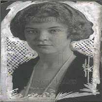 1920 Press Photo Miss  Era M'Murtrie Charming young set